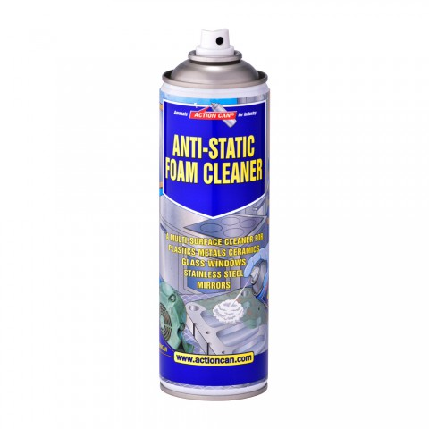 Anti Static Foam Cleaner 500ml