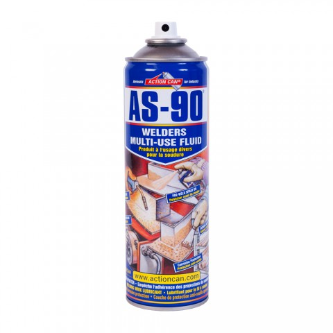AS90 Welder's Anti Spatter Spray 400G