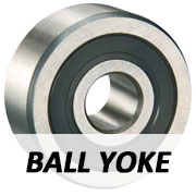 Ball Bearing Yoke Type Track Roller
