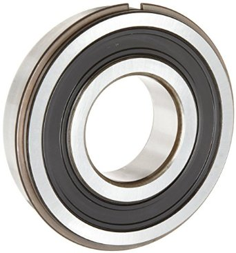Bearing Sealed With Snap Ring