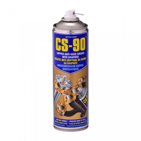 CS90 Copper AntiSeize Grease w/Graphite 500ml