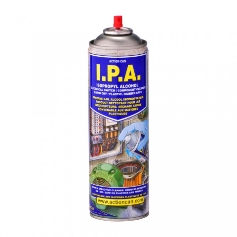 IPA Isopropyl Alcohol Solvent Cleaner 500ml