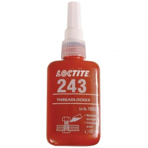 Loctite 243-50ml Medium Strength Threadlocker