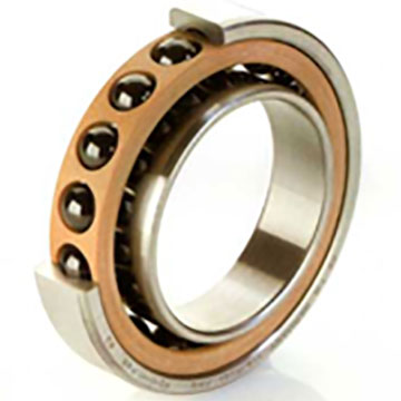 B7008CTP4SUM (SINGLE) - Angular Contact Precision Bearing - 40 x 68 x 15""