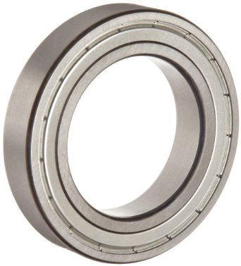 """16003-2Z - Deep Groove Ball Bearing - 17 X 35 X 8"""