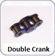 04B-1 DOUBLE CRANK (6mm Pitch)