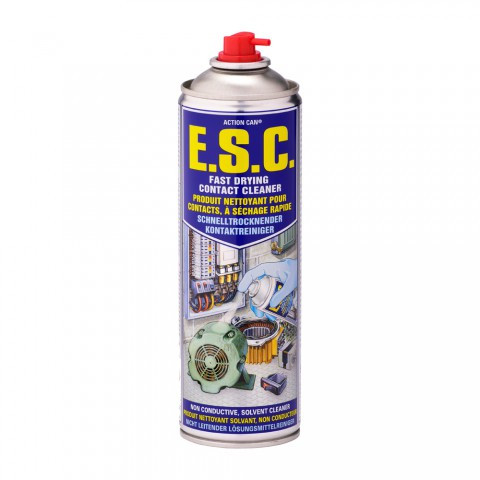 ESC Electrical Contact Cleaner 500ml