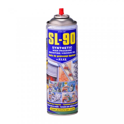 SL-90 Synthetic Lubricating Oil+ PTFE 500ml