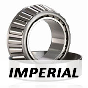 """03062-03162 - Imperial- Single Row - Taper Roller Bearing - 15.87 x 41.27 x 14.28"""